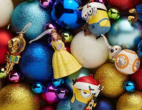 Novelty Ornaments