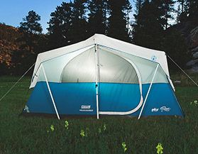 SHOP COLEMAN TENTS & SHELTERS