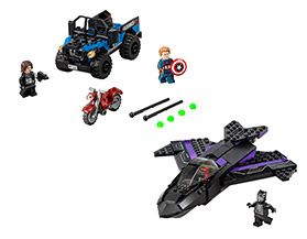 MARVEL Building Sets & Blocks