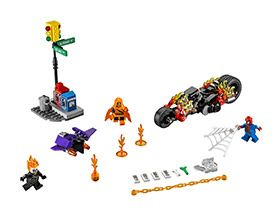 Spider-Man Building Sets & Blocks
