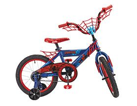 Spider-Man Kids Bikes & Accessories