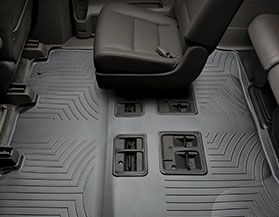 Custom Floor Liner Kits