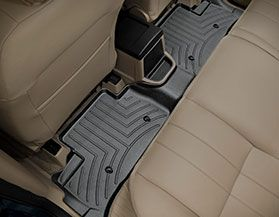 Custom Rear Floor Liners