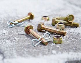 Shear Pins & Bolts