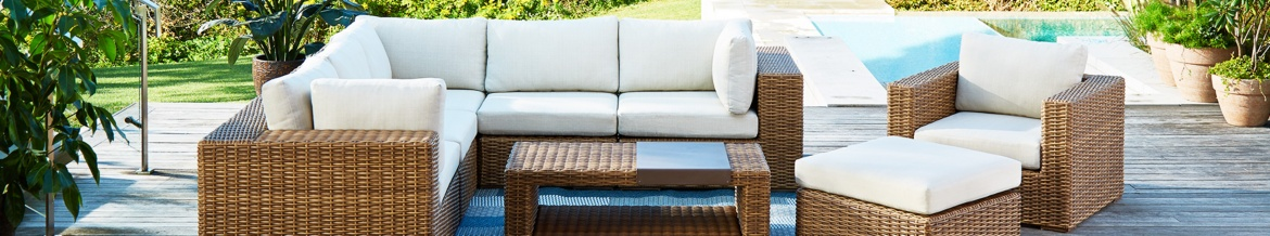Furnish and decorate your home from the inside out with stylish indoor and outdoor furniture and accessories from canvas