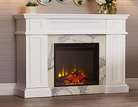 Shop all CANVAS Electric Fireplaces