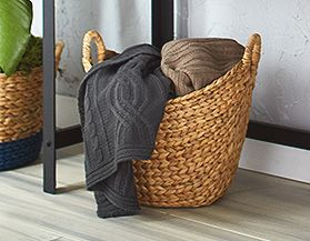 Shop all CANVAS Storage Baskets & Totes