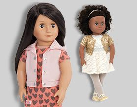 Shop Dolls & Playsets