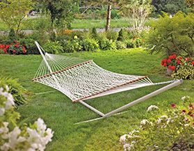 Hammocks & Patio Swings