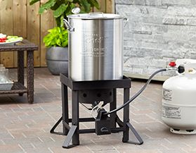 Shop all outdoor fryers