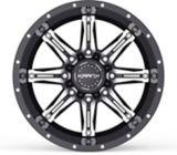 Krank Shaft Wheel, Gloss Black Machined | Krank | Canadian Tire