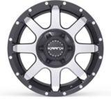 Krank Slick Wheel, Gloss Black Machined | Krank | Canadian Tire