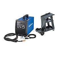 mastercraft flux core welder manual