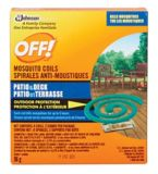 OFF! 5-hour Mosquito Repellent Coil Kit | OFF!