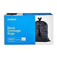 Outdoor Garbage Bags, 150-pk