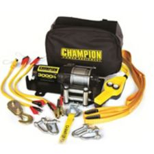 Champion Mobile Winch, 3,000-lb on