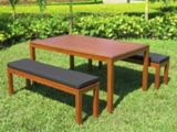 Richmond Patio Dining Set, 3-pc |