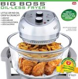 As Seen On TV Big Boss Oil-Less Fryer | As Seen On TV