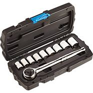 Mastercraft 3/8-in Drive Socket Set, 10-pc
