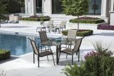 For Living Sling Patio Dining Set, 10-pc | FOR LIVING | Canadian Tire