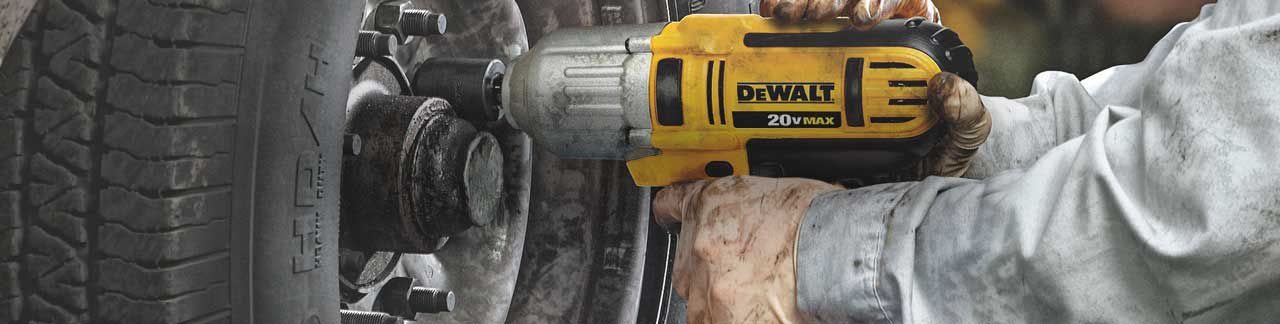 Shop our selection of DEWALT power tools and accessories.