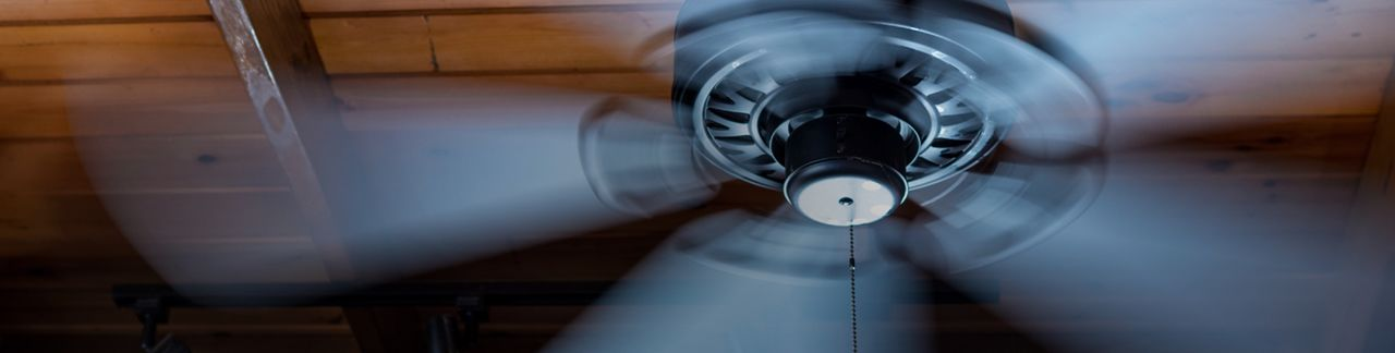 Find the perfect ceiling fan for every room in your house.