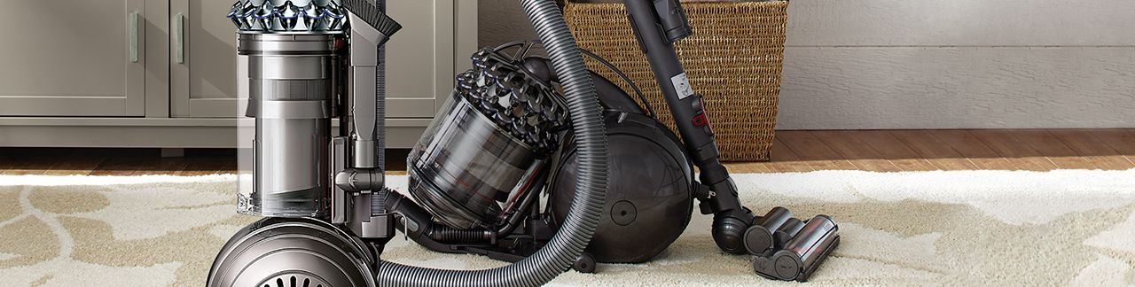 how to clean dyson canister