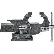 MAXIMUM Quick Adjusting Vise 6-in