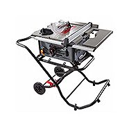 MAXIMUM 15A Compact Jobsite Table Saw 10-in