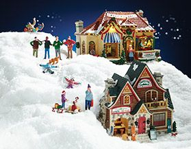 Christmas Villages & Accessories