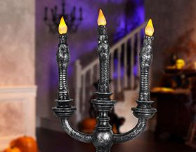 Halloween Candles & Lanterns