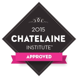 Approved by the 2015 Chatelaine Institute