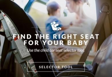 Child Car Seat Selector Tool