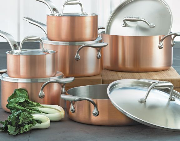 Find sets that fit your cooking style