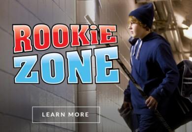 Enter Rookie Zone