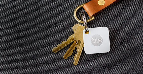 LOST & FOUND Tiny Bluetooth trackers help you find everyday items in seconds. BUY NOW