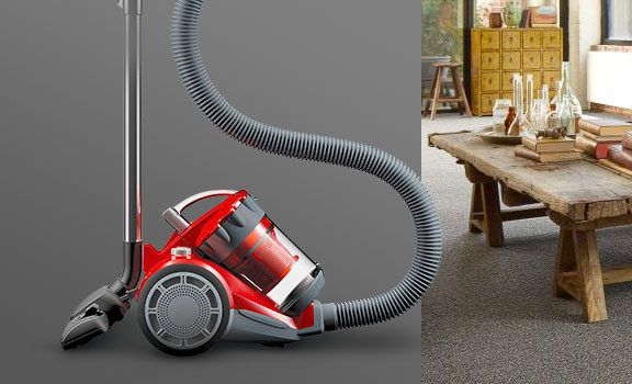 Save up to 50% on selected vacuums