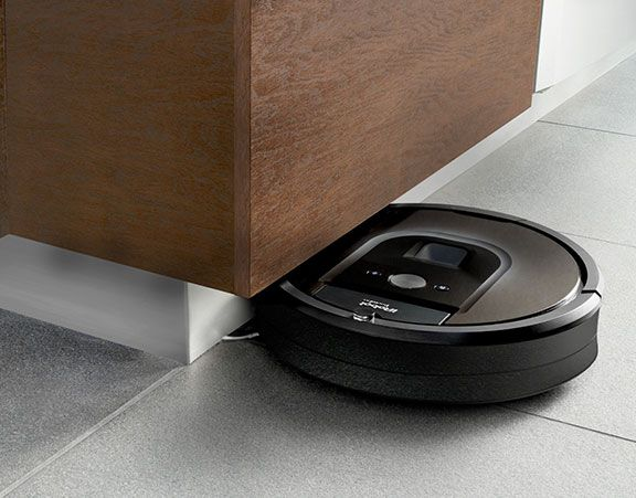 On-the-go cleaning with new iRobot Roomba vacuums.