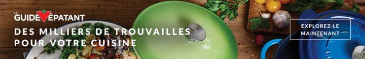 Guide Épatant - Cuisine