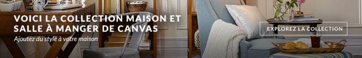 Ajoutez du style à votre maison avec CANVAS