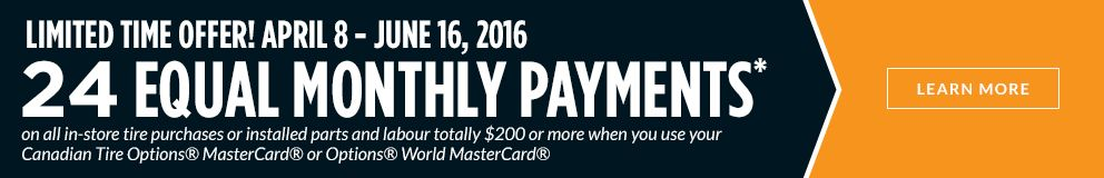 24 Equal Monthly Payments