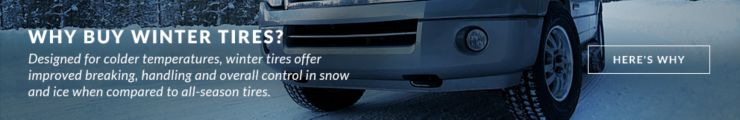 Why Buy Winter Tires?