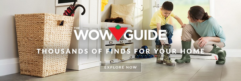 WOW Guide - Home