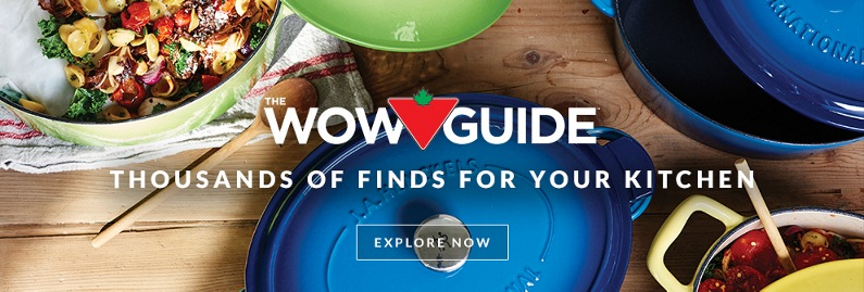 WOW Guide - Kitchen