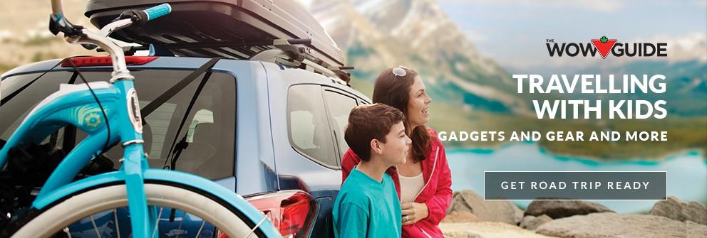 GET ROAD TRIP READY