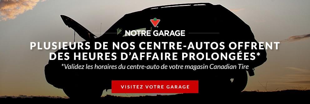 Visitez votre garage