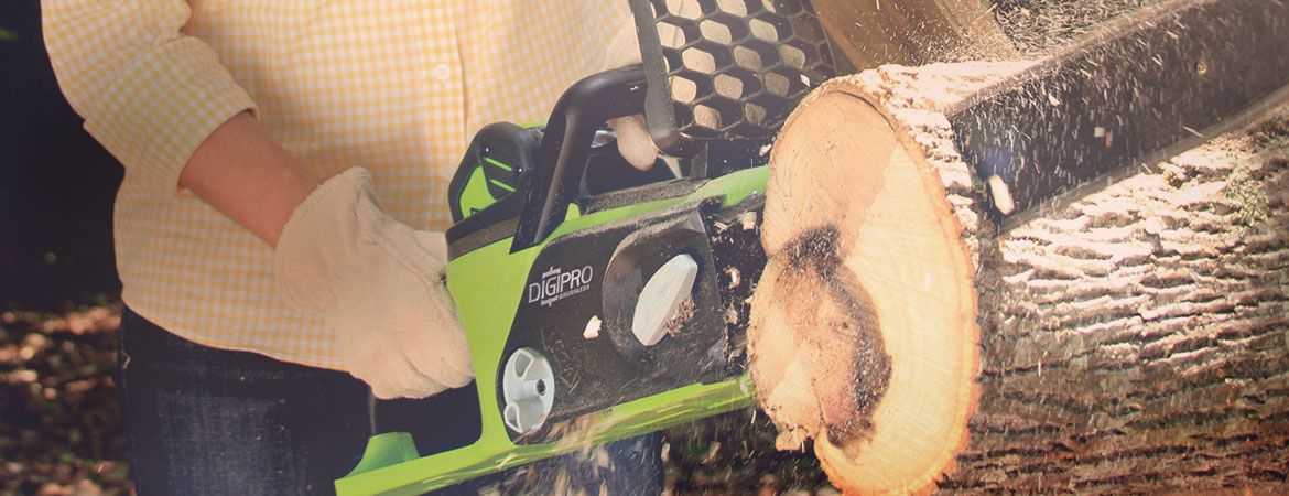 Get cutting with great deals on chainsaws.