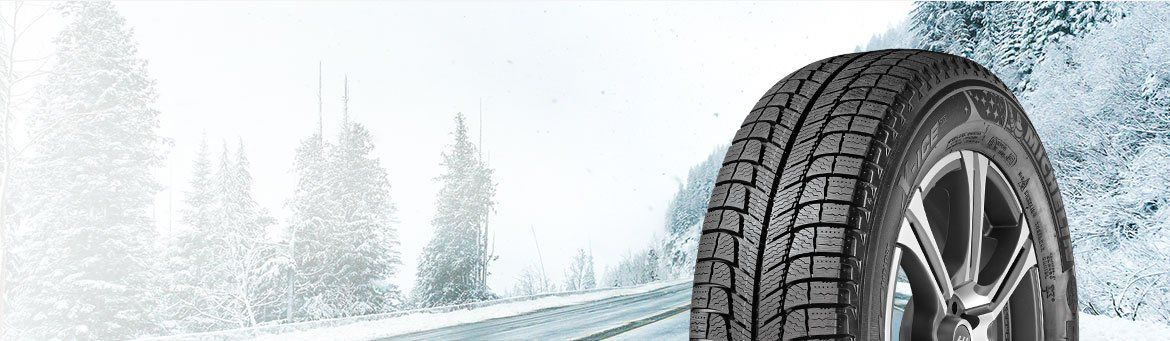 SAVE $70 with mail-in rebate + get $100 in bonus CT 'Money' on Michelin X-Ice Xi3