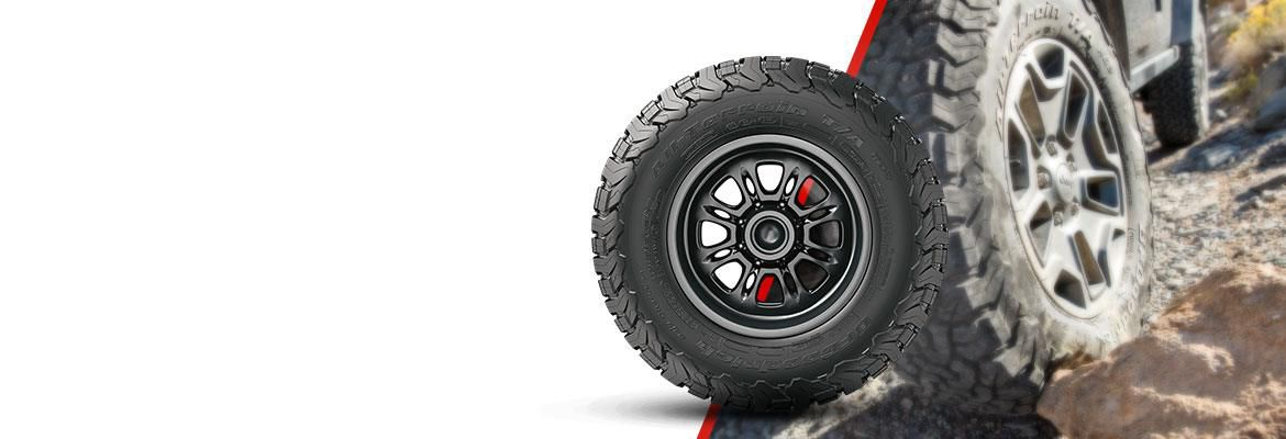 Save $50 on a set of 4 tires with mail-in rebate