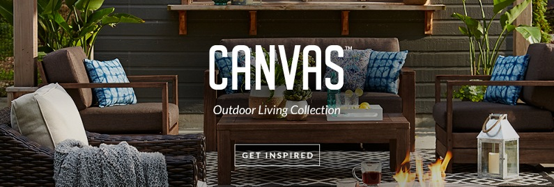 CANVAS outdoor living collection